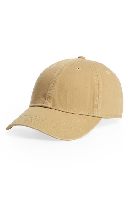 Madewell Caps BROKEN IN BASEBALL CAP