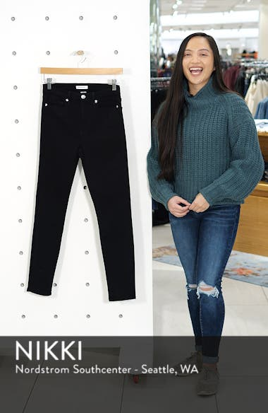 Good Legs High Rise Crop Skinny Jeans, sales video thumbnail