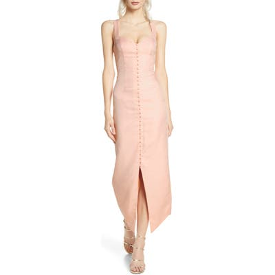 Fame And Partners The Senna Body-Con Dress, Pink
