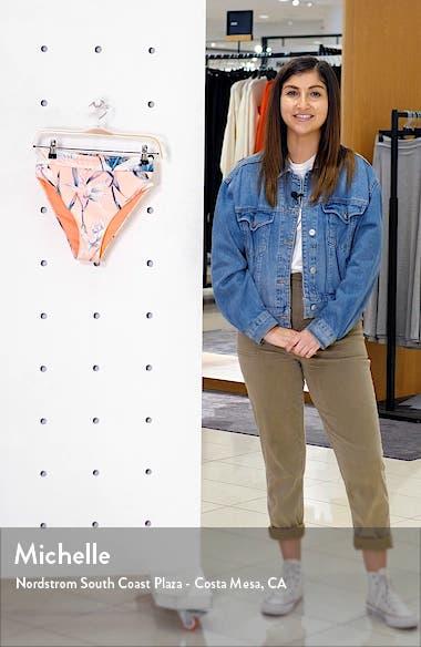 Taiga Suzy Reversible High Waist Bikini Bottoms, sales video thumbnail
