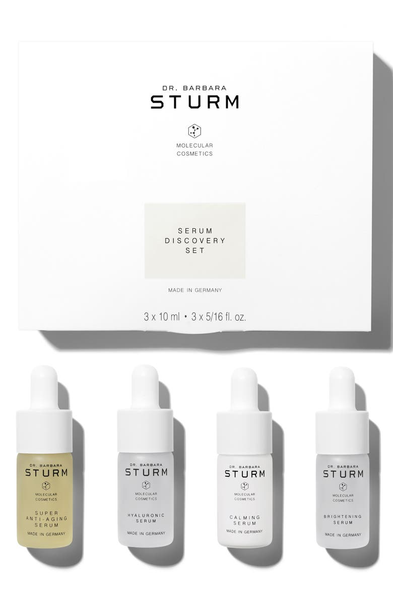 Serum Discovery Set by Dr. Barbara Sturm