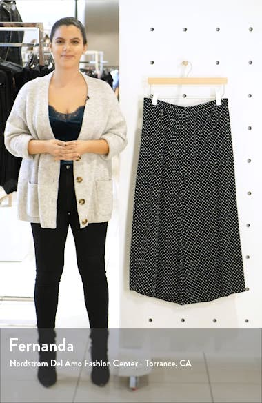 Fluid Polka Dot Culottes, sales video thumbnail