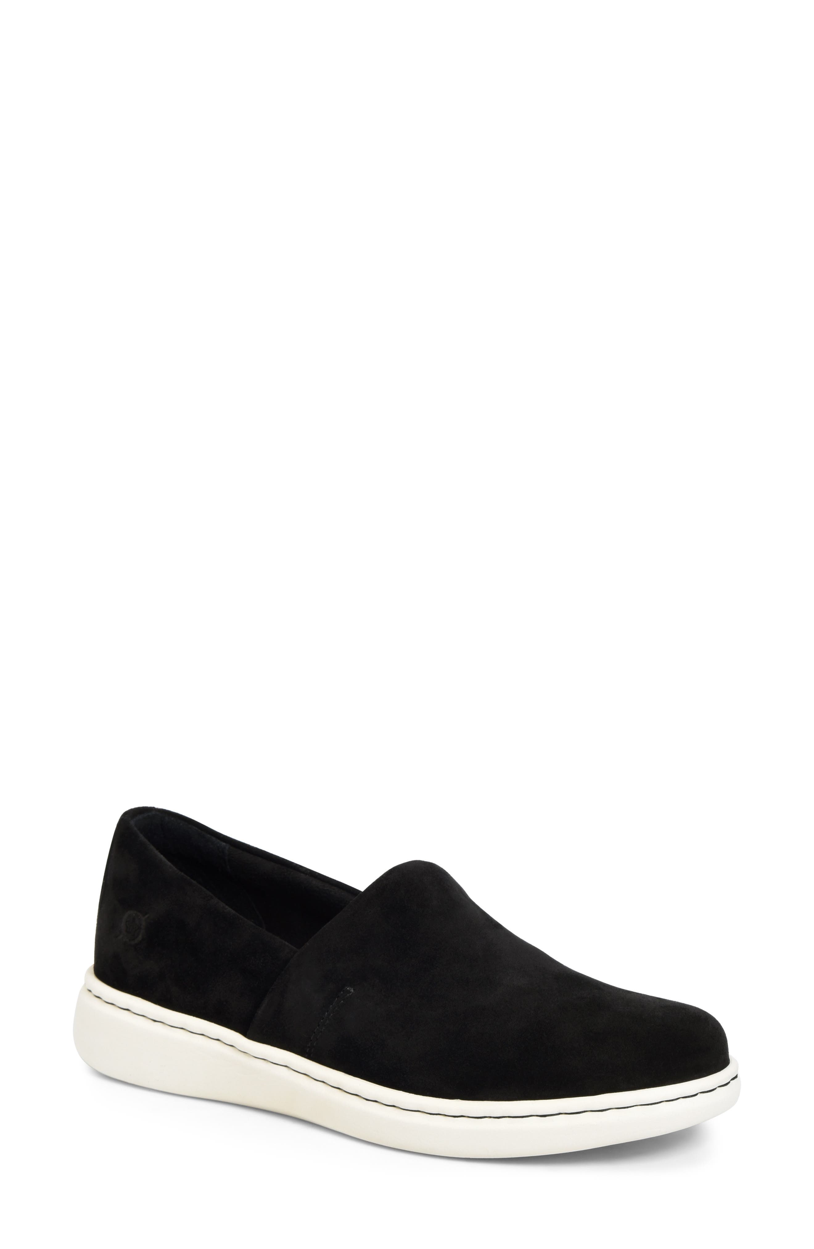 Image of Born Judy Suede Sneaker