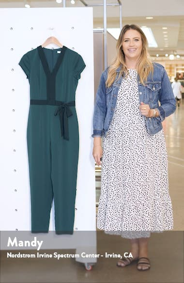 Two-Tone Jumpsuit, sales video thumbnail