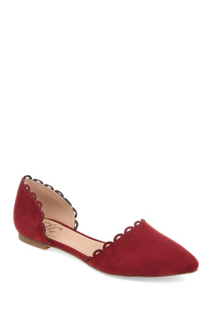 Image of JOURNEE Collection Jezlin Flat