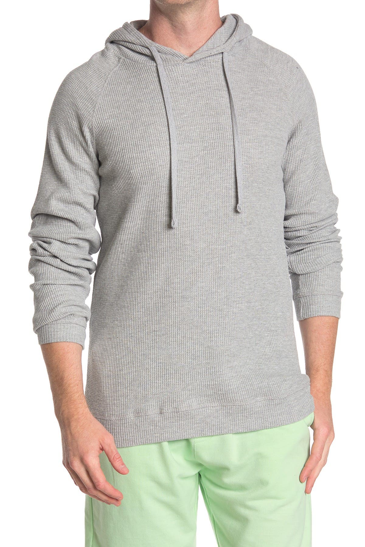 Image of Trunks Surf and Swim CO. Waffle Knit Hoodie