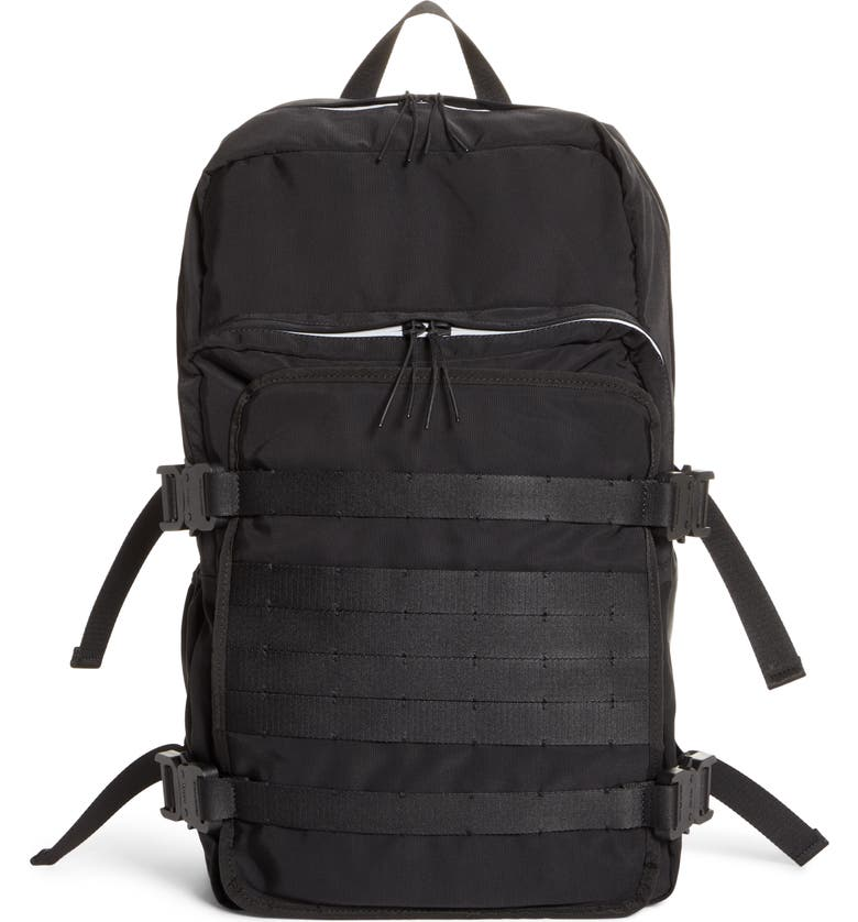 1017 ALYX 9SM Nylon Camping Backpack, Main, color, 001