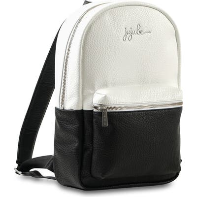 Ju-Ju-Be Ever Collection Mini Faux Leather Diaper Backpack -
