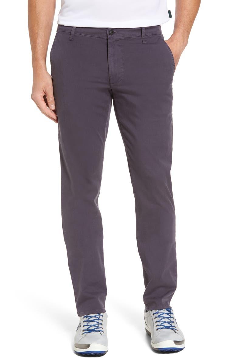 AG Slim Fit Khaki Chinos, Main, color, 033