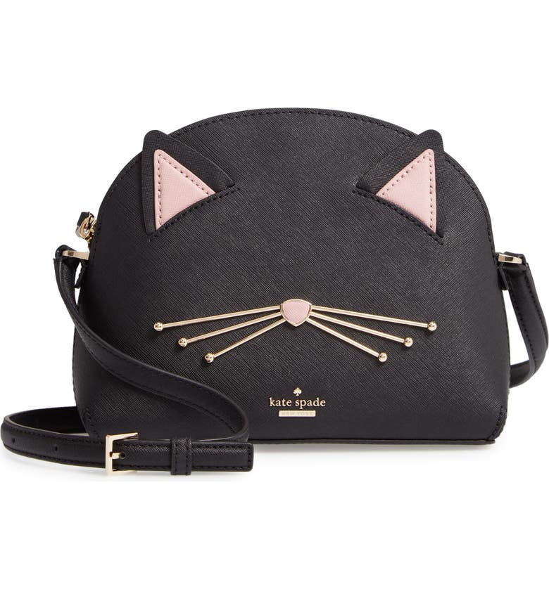 fe8f6d6dbe22 kate spade new york cat's meow - large hilli leather bag | Nordstrom