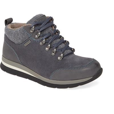 Bionica Tierra Lace-Up Boot, Blue