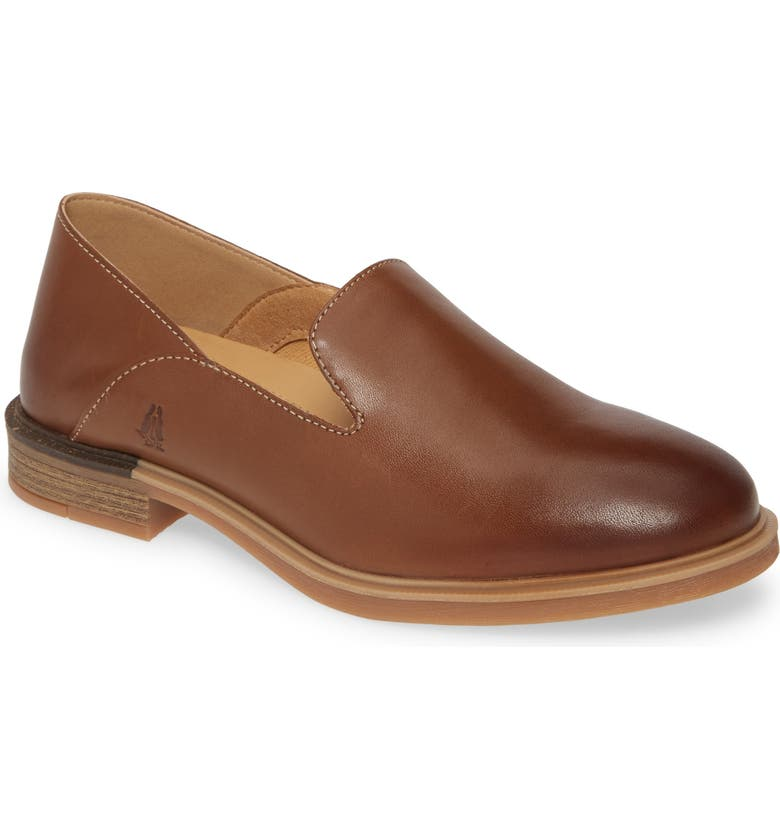 HUSH PUPPIES<SUP>®</SUP> Bailey Loafer, Main, color, DACHSHUND LEATHER