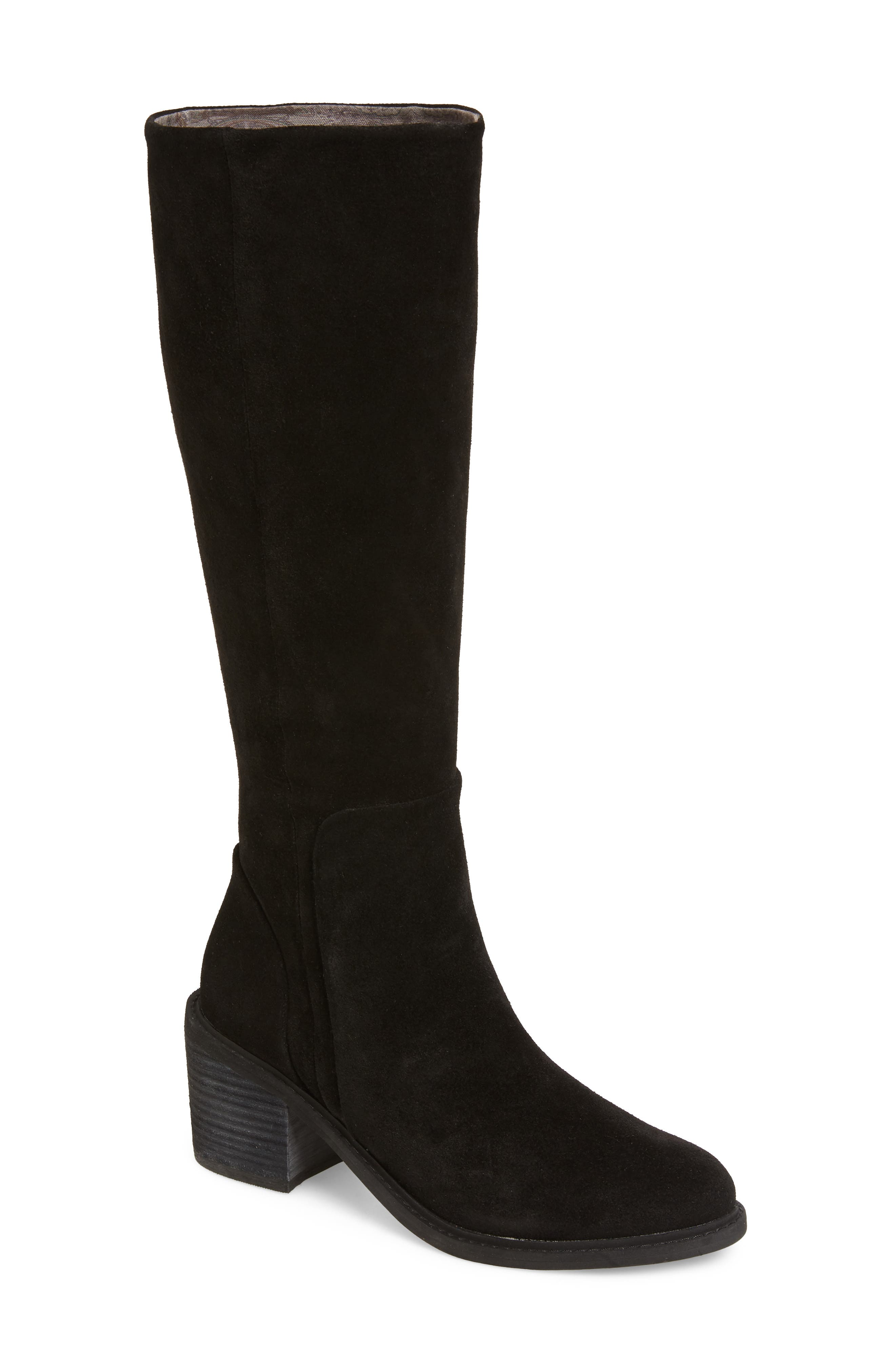 UPC 843398121694 product image for Women's Band Of Gypsies Avon Tall Boot, Size 9 M - Black | upcitemdb.com