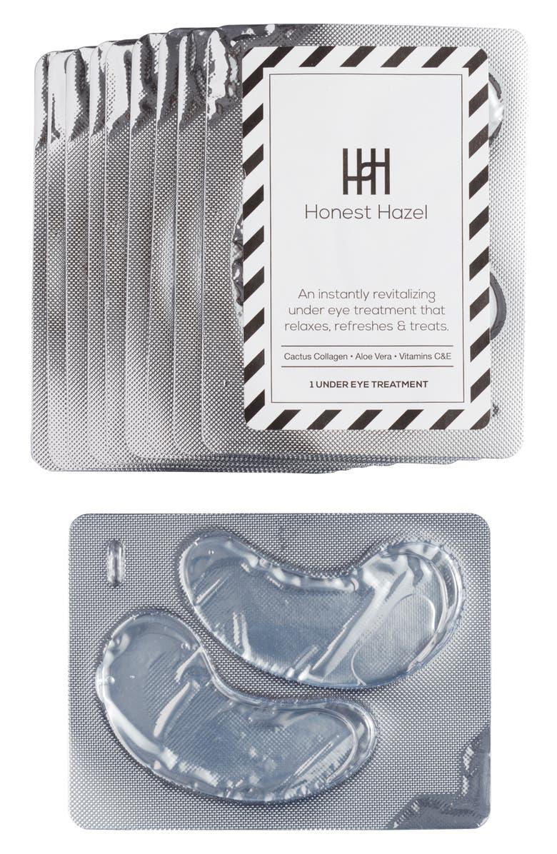 HONEST HAZEL 10-Pack Eye Gels, Main, color, 100