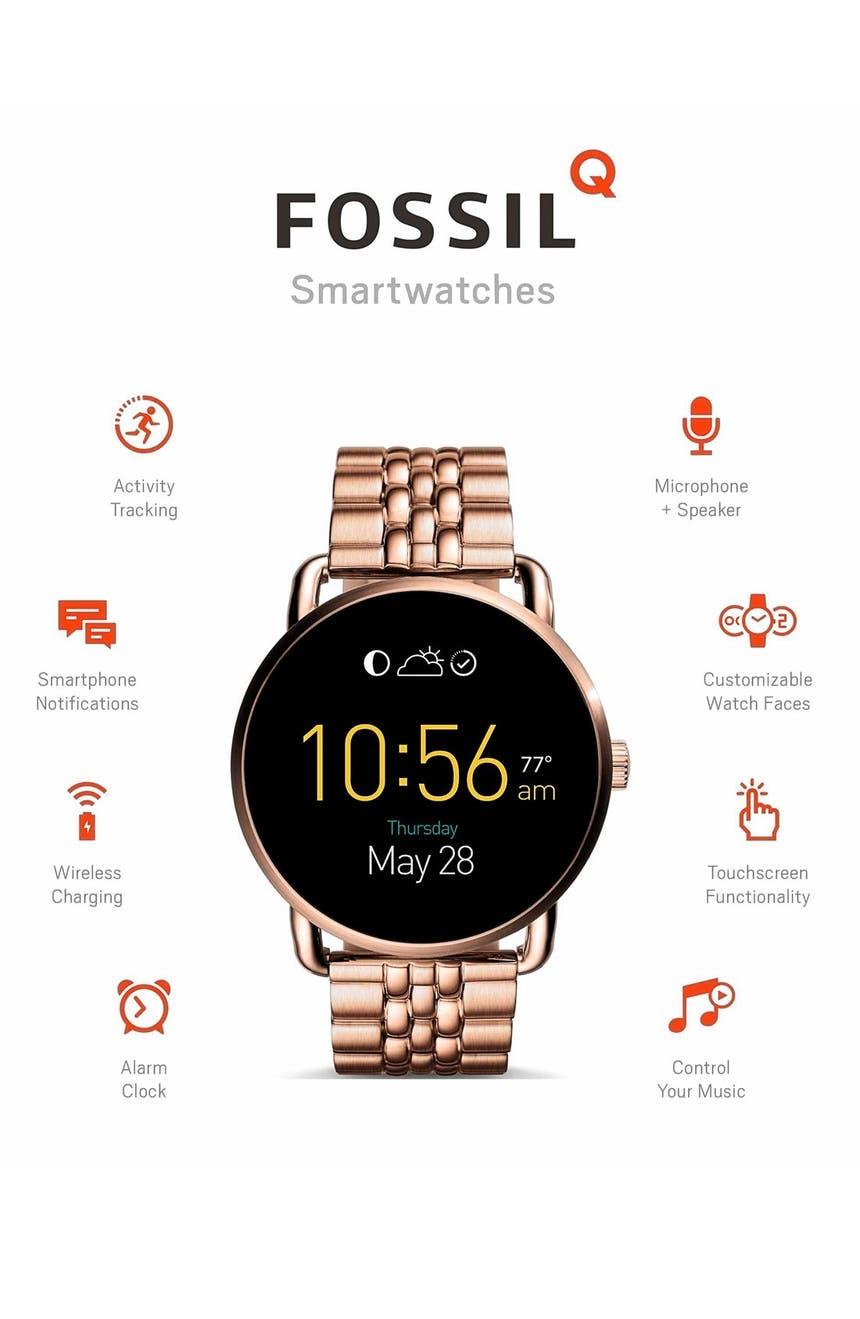 Wander Digital Smart Bracelet Watch, 45mm