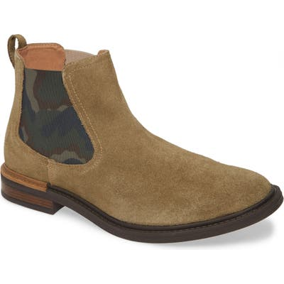 Hush Puppies Davis Chelsea Boot, Green