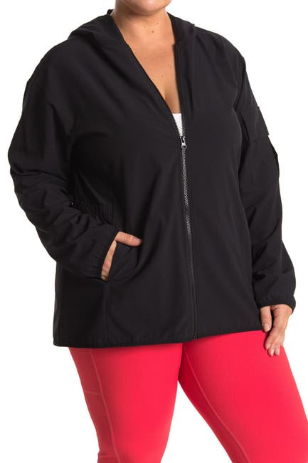 Image of Z By Zella Urban Trail Hooded Jacket