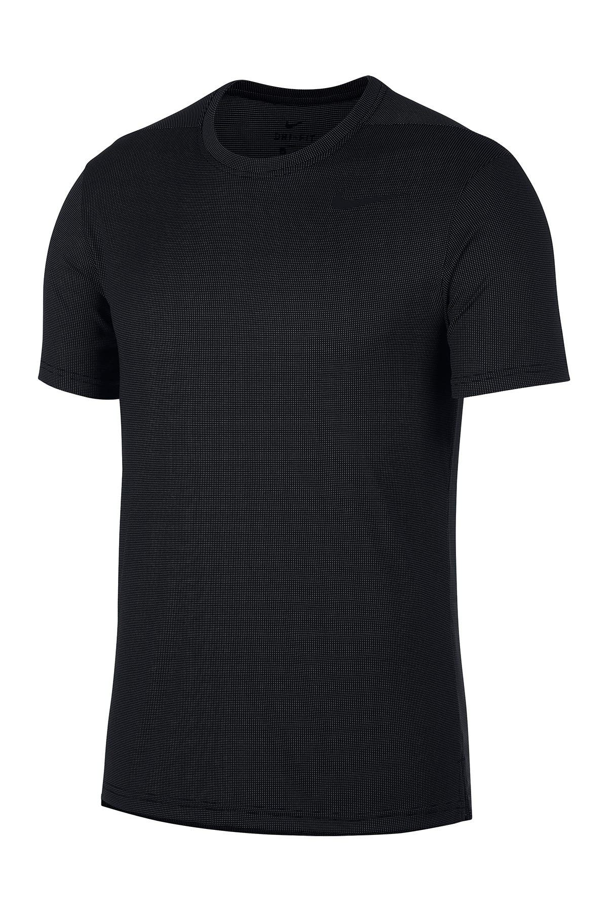 Image of Nike Superset Vented Crew Neck T-Shirt