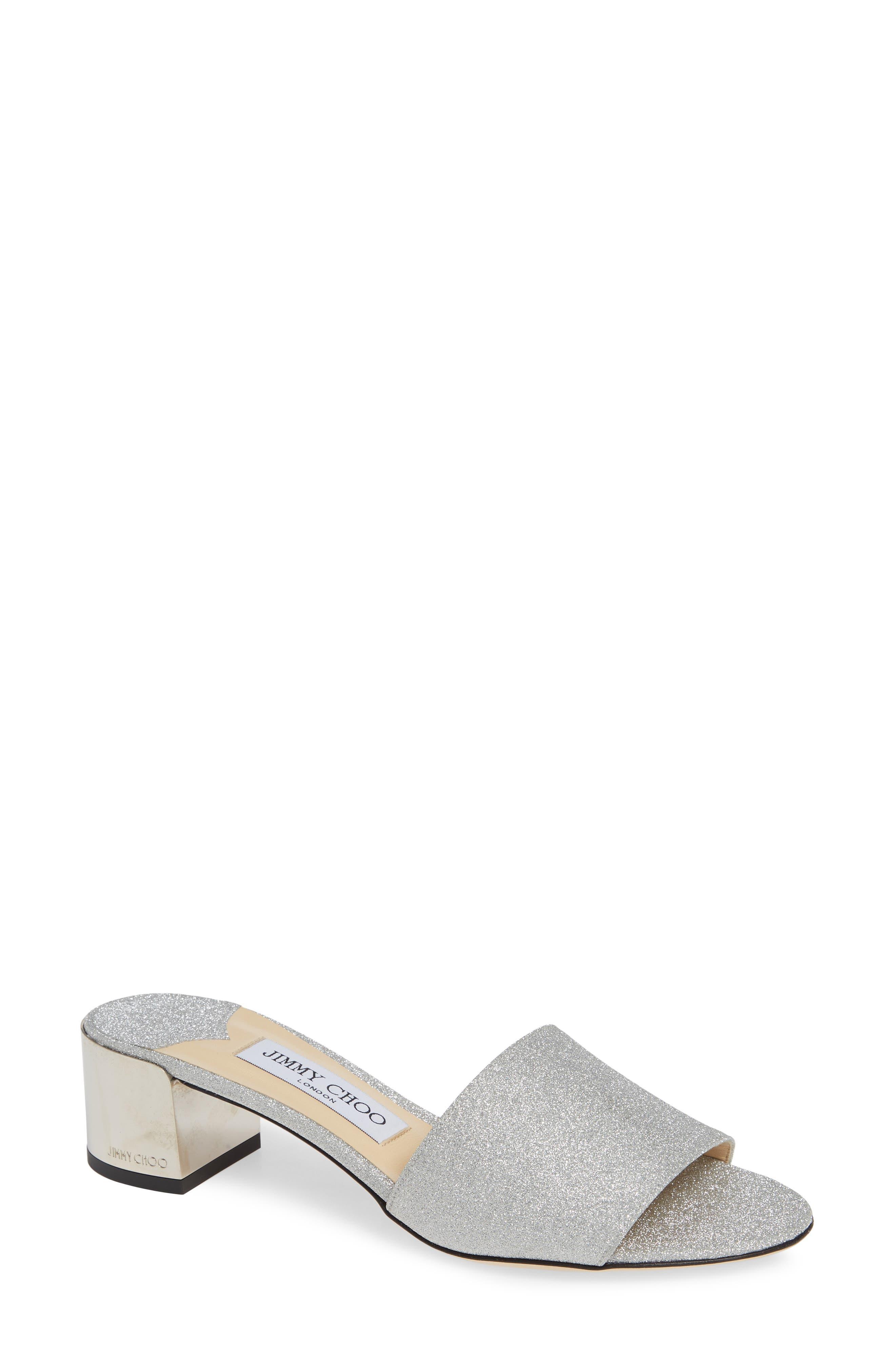 Jimmy Choo Joni Slide Sandal