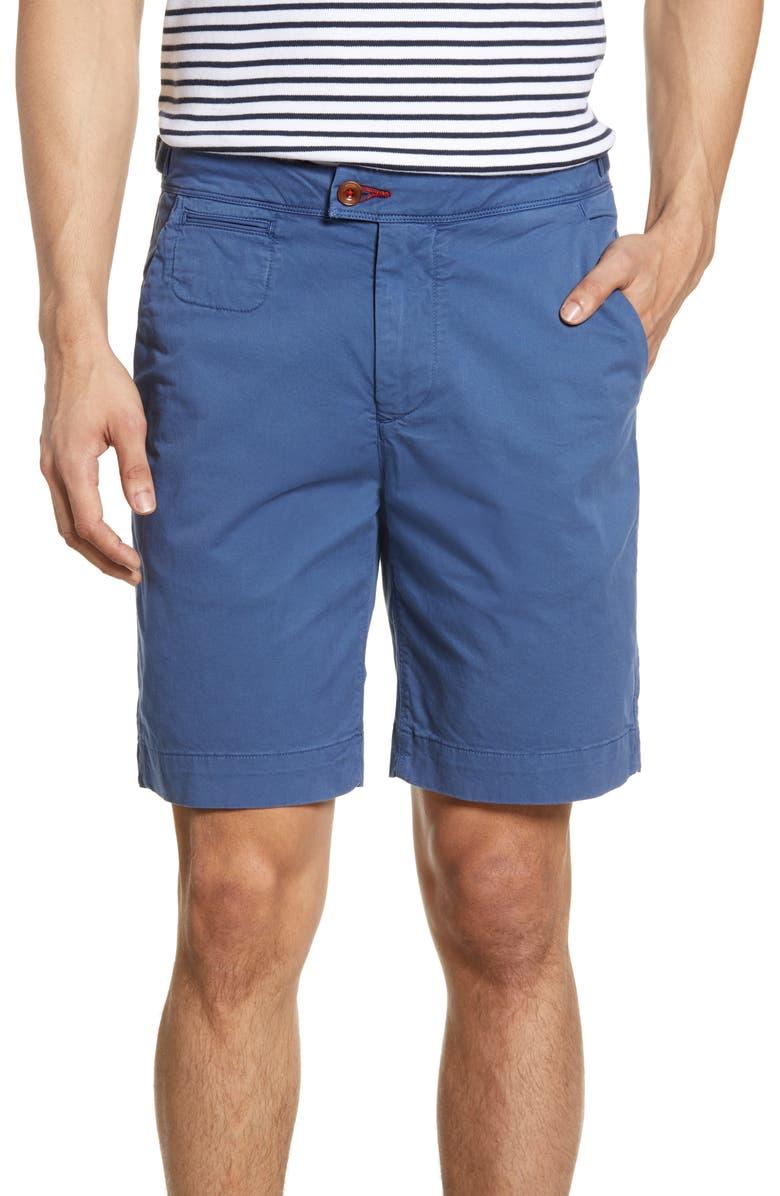PSYCHO BUNNY Triumph Shorts, Main, color, CLASSIC BERMUDA