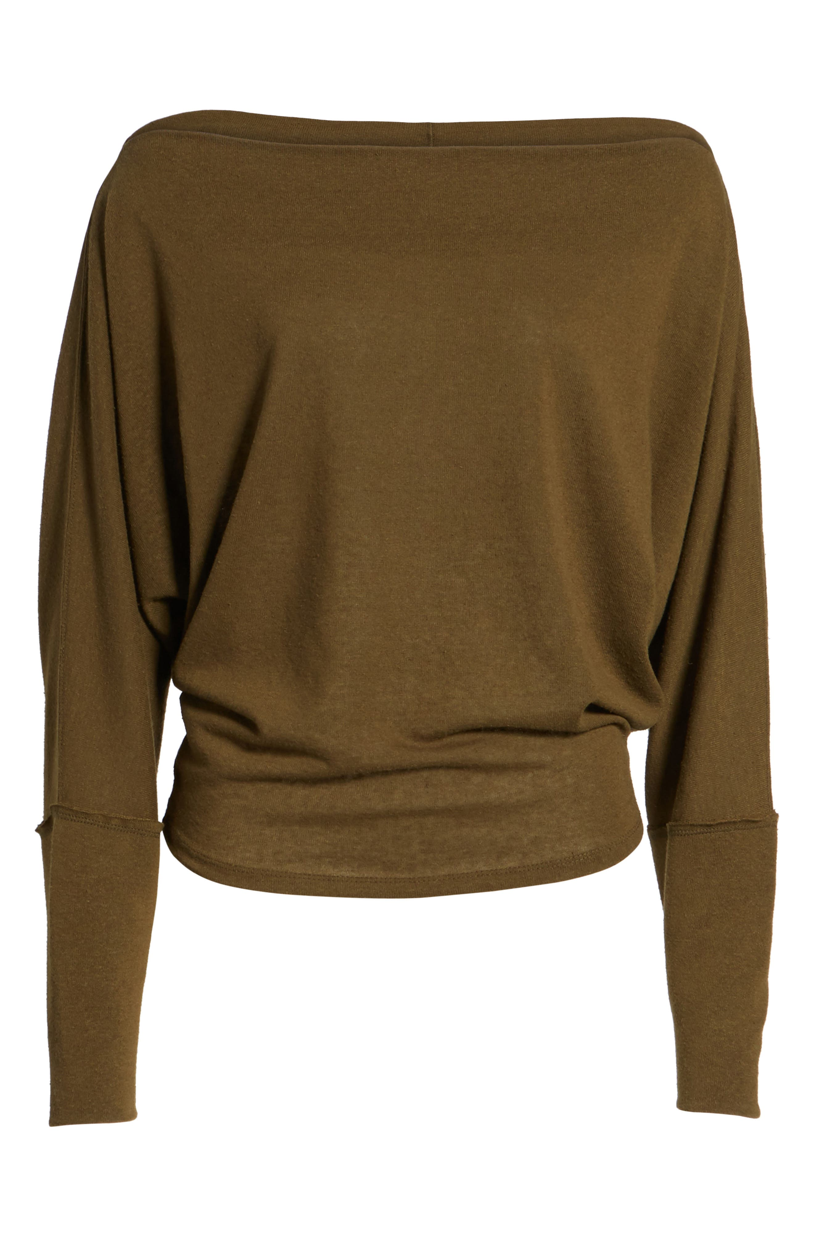 ,                             Valencia Off the Shoulder Pullover,                             Alternate thumbnail 29, color,                             303
