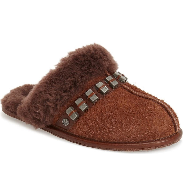 7020e96751e UGG® 'Star Wars Chewbacca' - Scuffette' Slipper (Women) | Nordstrom