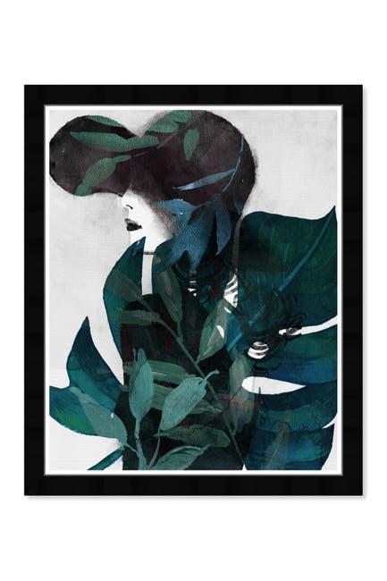 Image of Wynwood Studio Noir Monstera Jungle Art