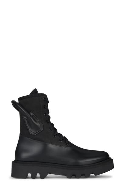 Givenchy Ankle highs COMBAT BOOT