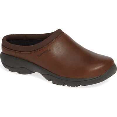 Merrell Encore Rexton Ac+ Slip-On, Brown