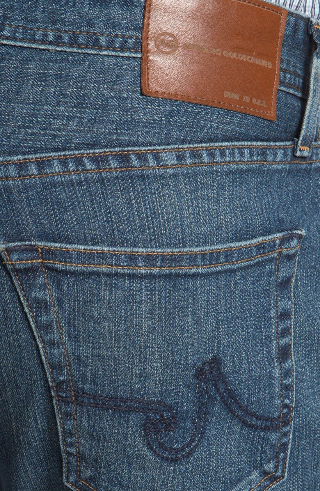 ,                             'Protégé' Straight Leg Jeans,                             Alternate thumbnail 26, color,                             422