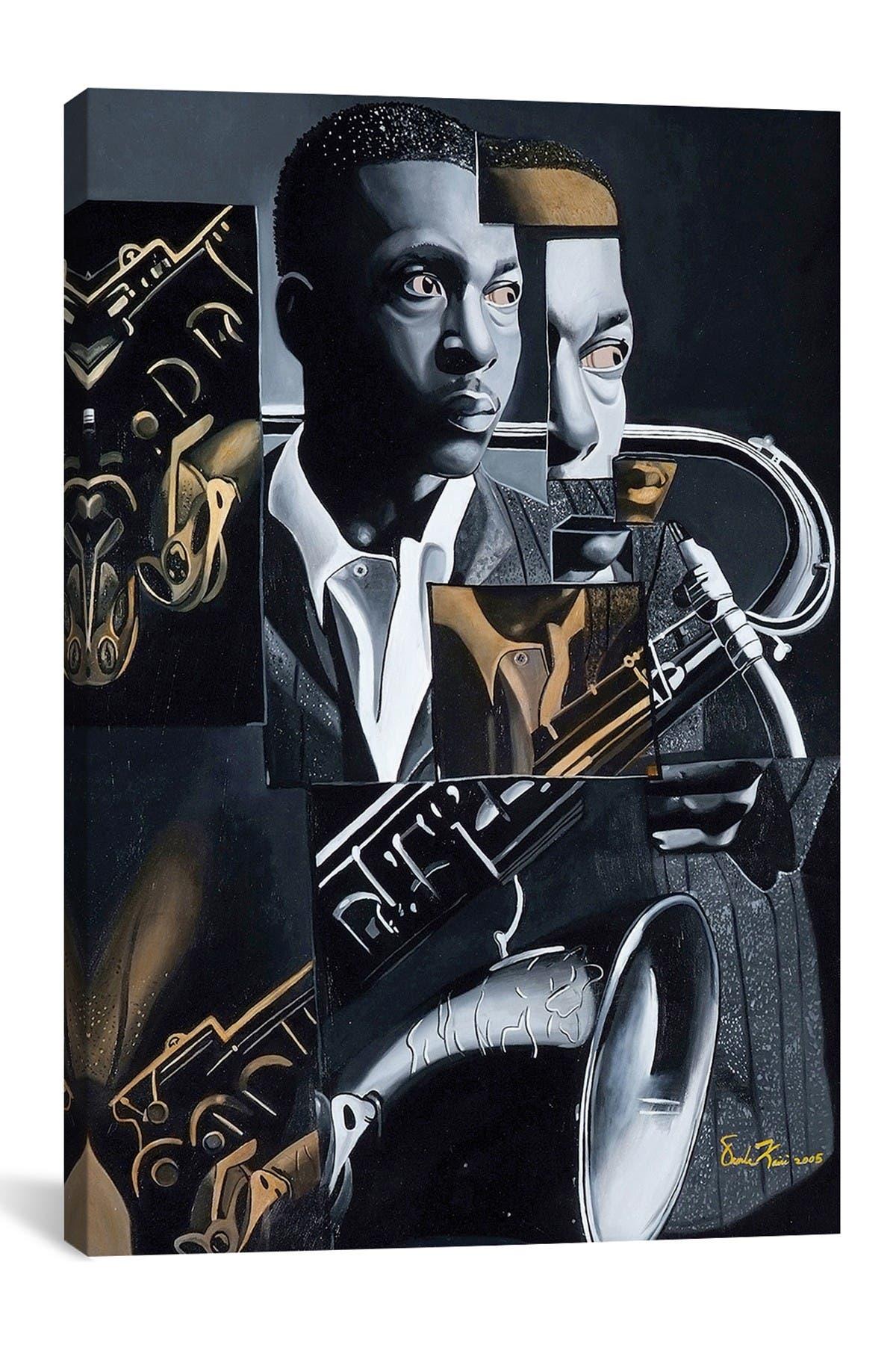 Image of iCanvas Coltrane by Oronde Kairi