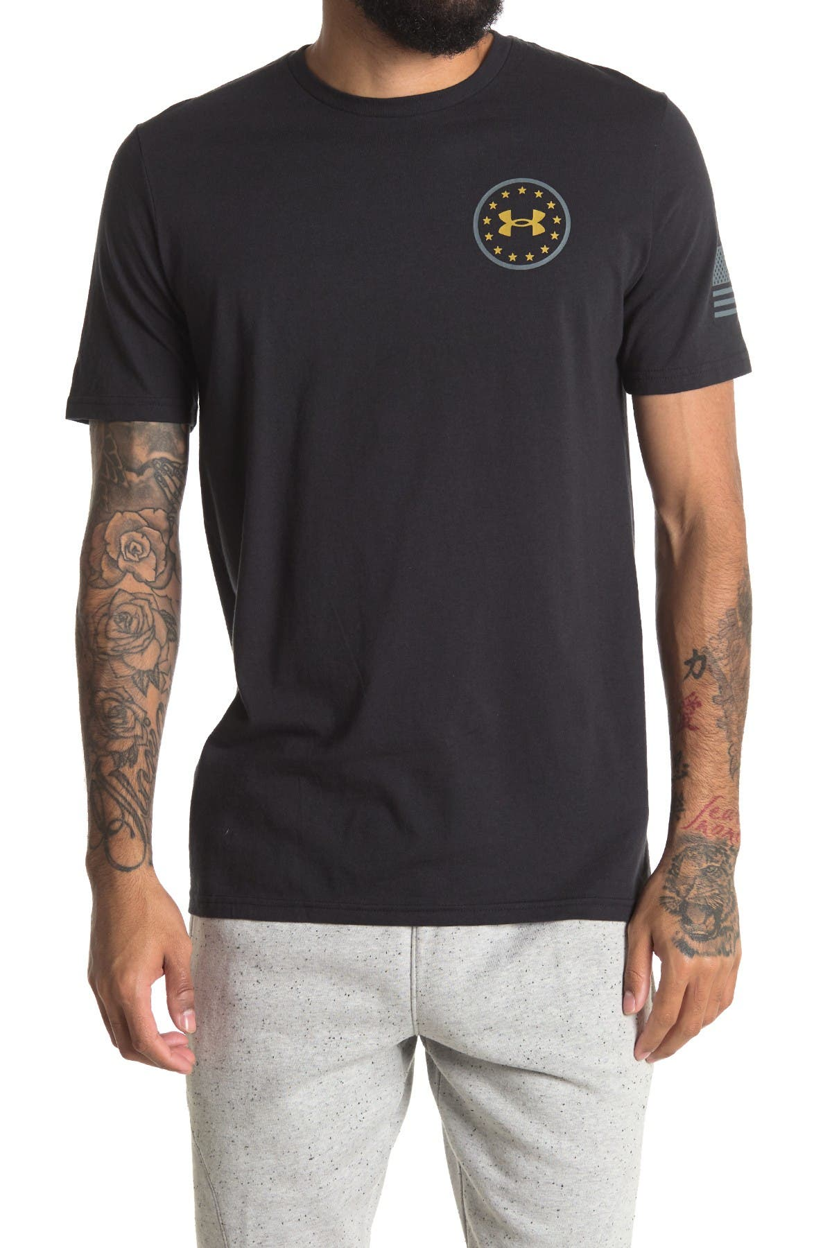 Image of Under Armour Freedom Eagle 1 Tee