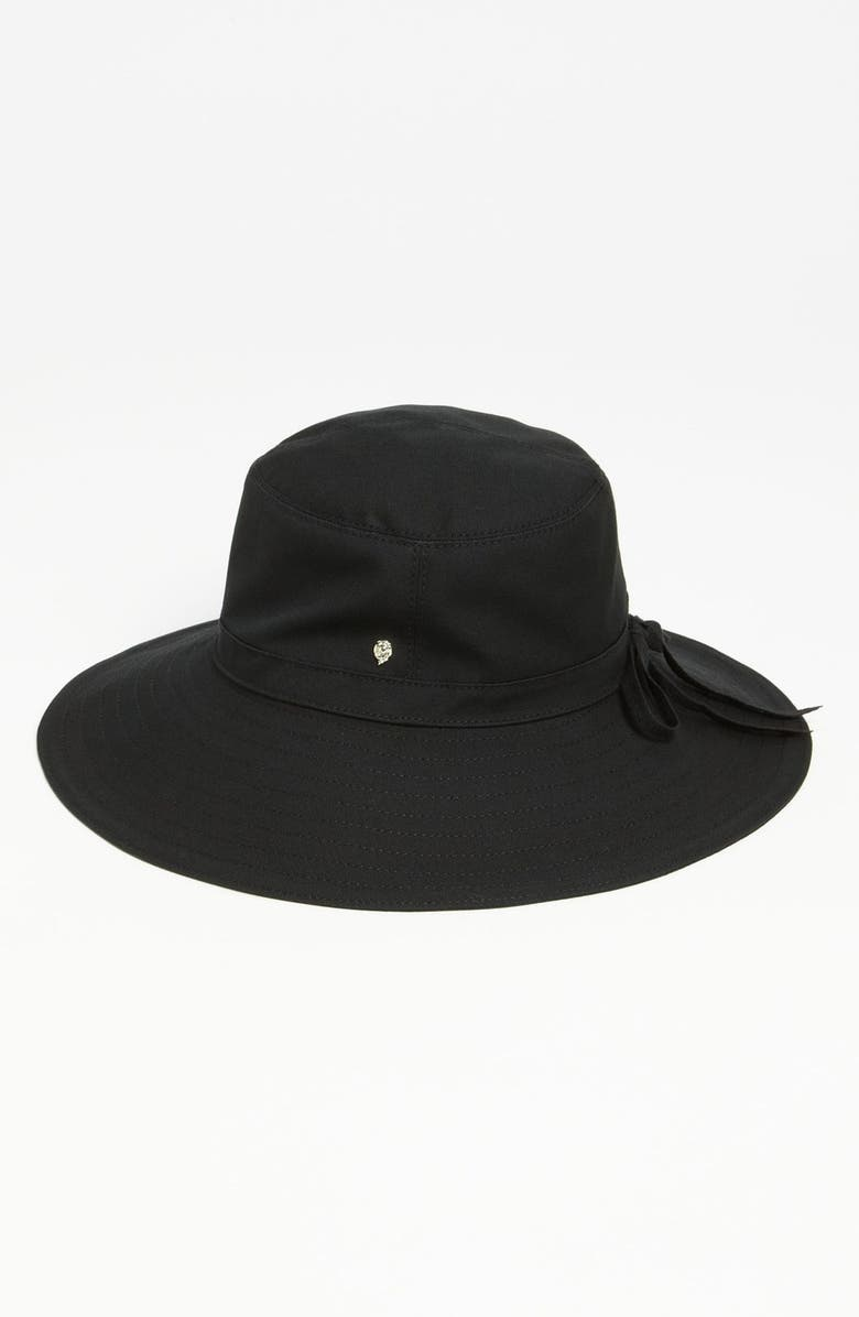 HELEN KAMINSKI 'Istria' Canvas Sun Hat, Main, color, 001