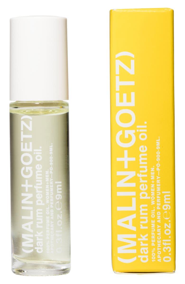 MALIN+GOETZ Dark Rum Perfume Oil, Main, color, NO COLOR