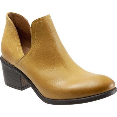 Bueno Dylan Cutout Bootie - Yellow