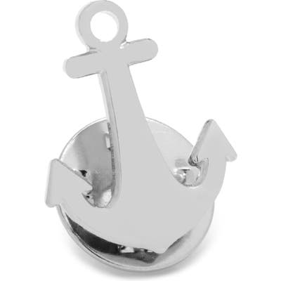 Cufflinks, Inc. Anchor Lapel Pin
