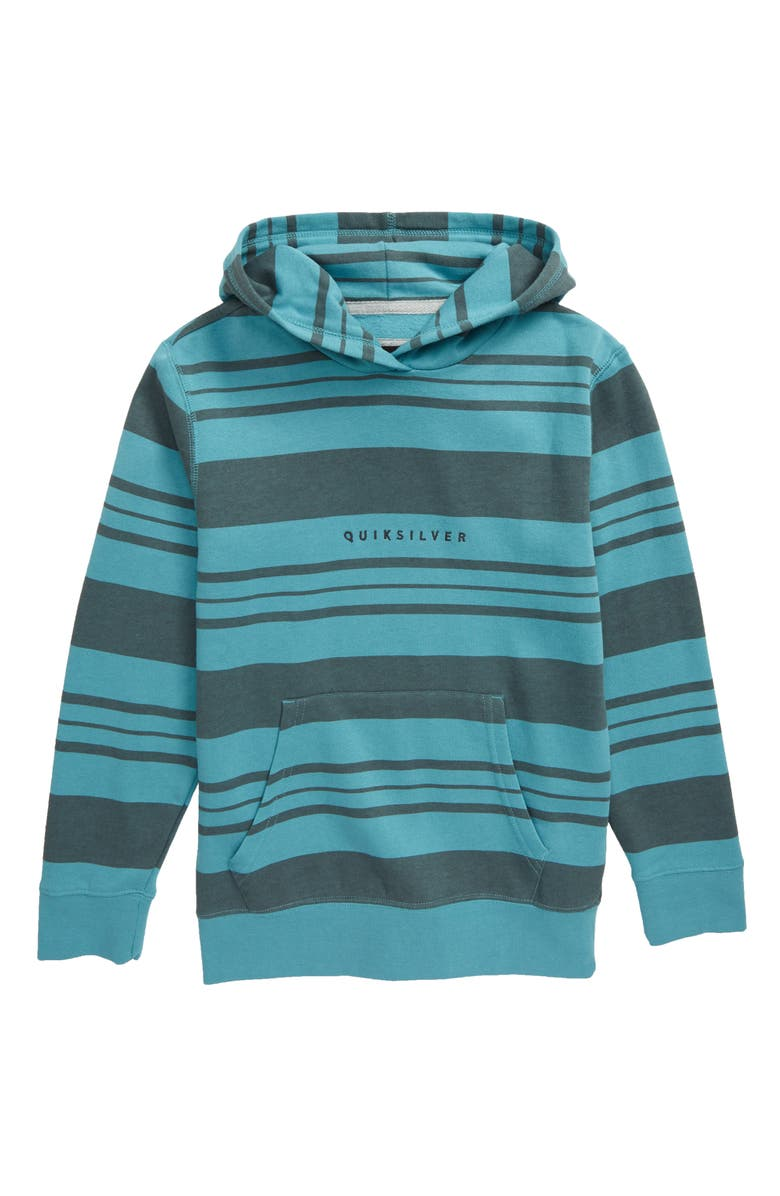 QUIKSILVER Max Hero Hoodie, Main, color, PORCELAIN