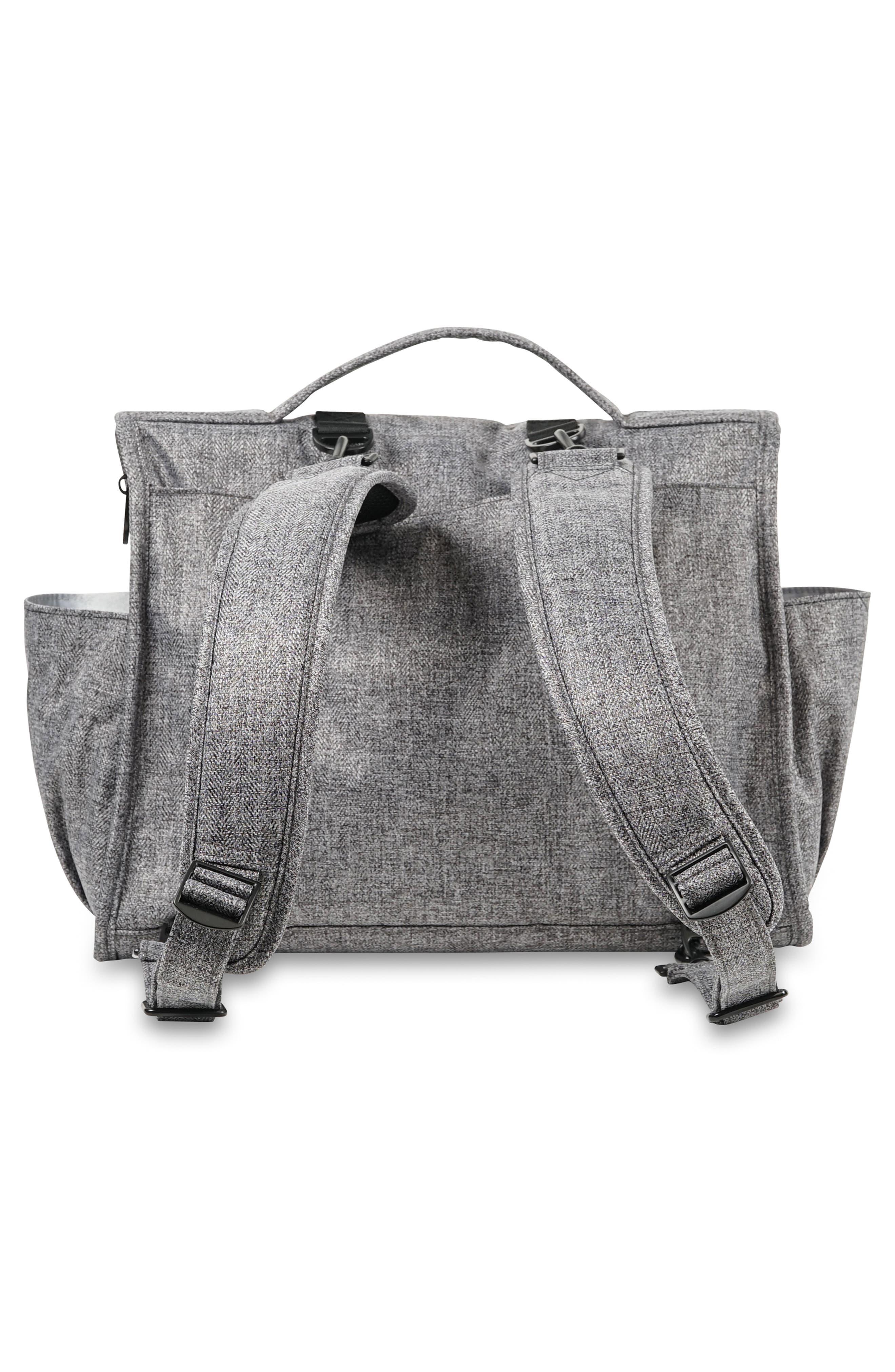 ,                             Classical Convertible Diaper Bag,                             Alternate thumbnail 2, color,                             GRAPHITE
