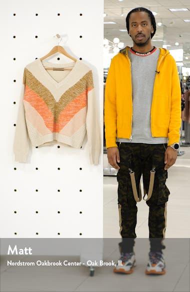 Chevron Sweater, sales video thumbnail