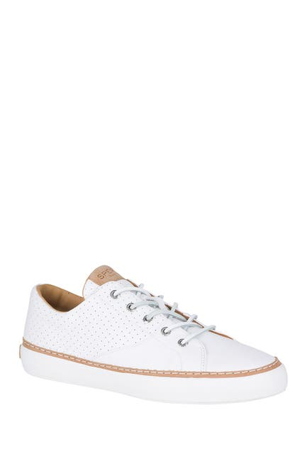 Image of Sperry Gold Cup Haven Low Top White Sole Sneaker