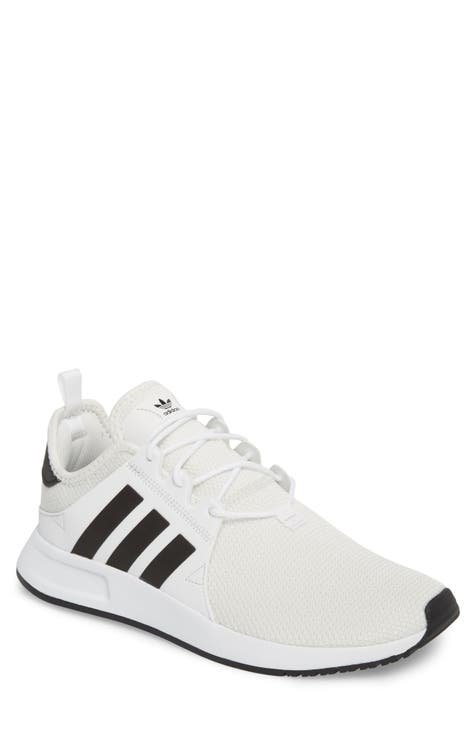 Men's Adidas All-White Sneakers   Nordstrom