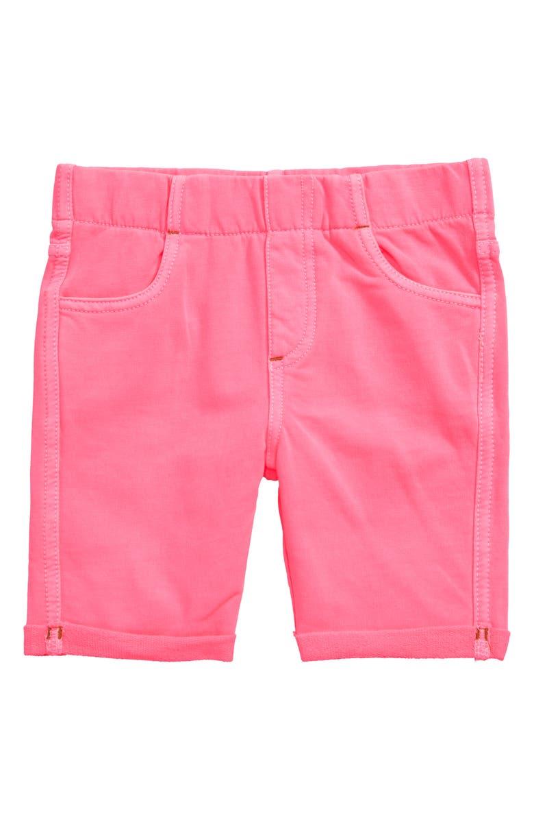TUCKER + TATE 'Jenna' Jegging Shorts, Main, color, 101