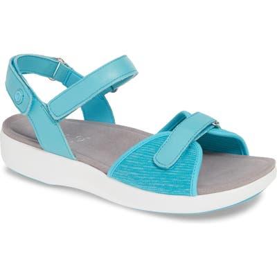 Alegria Qali Sandal, Blue