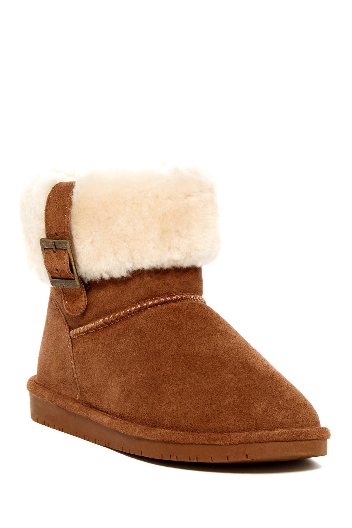 Image of BEARPAW Abby Genuine Sheepskin Lined Boot