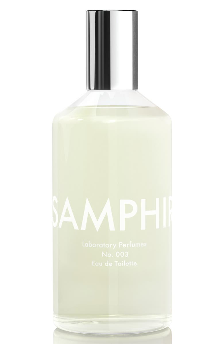 LABORATORY PERFUMES Samphire Eau de Toilette, Main, color, NO COLOR