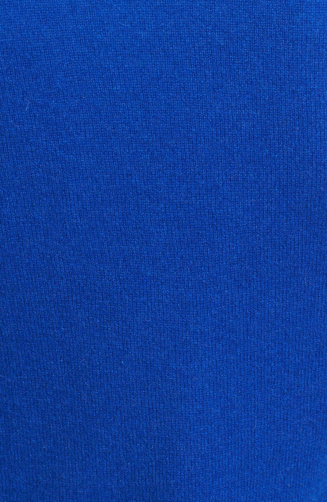 ,                             Cashmere V-Neck Sweater,                             Alternate thumbnail 37, color,                             420