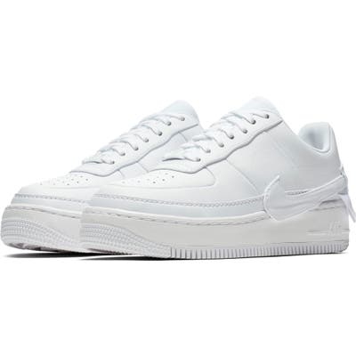 Nike Air Force 1 Jester Xx Sneaker, White