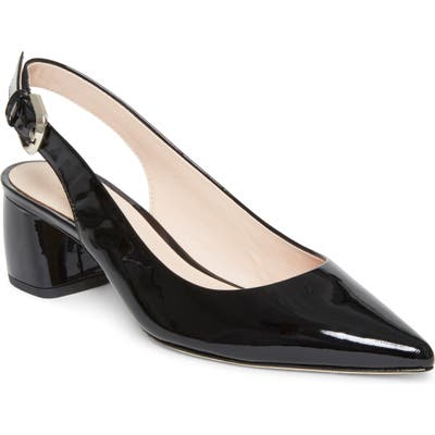Kate Spade New York Mika Slingback Pump- Black