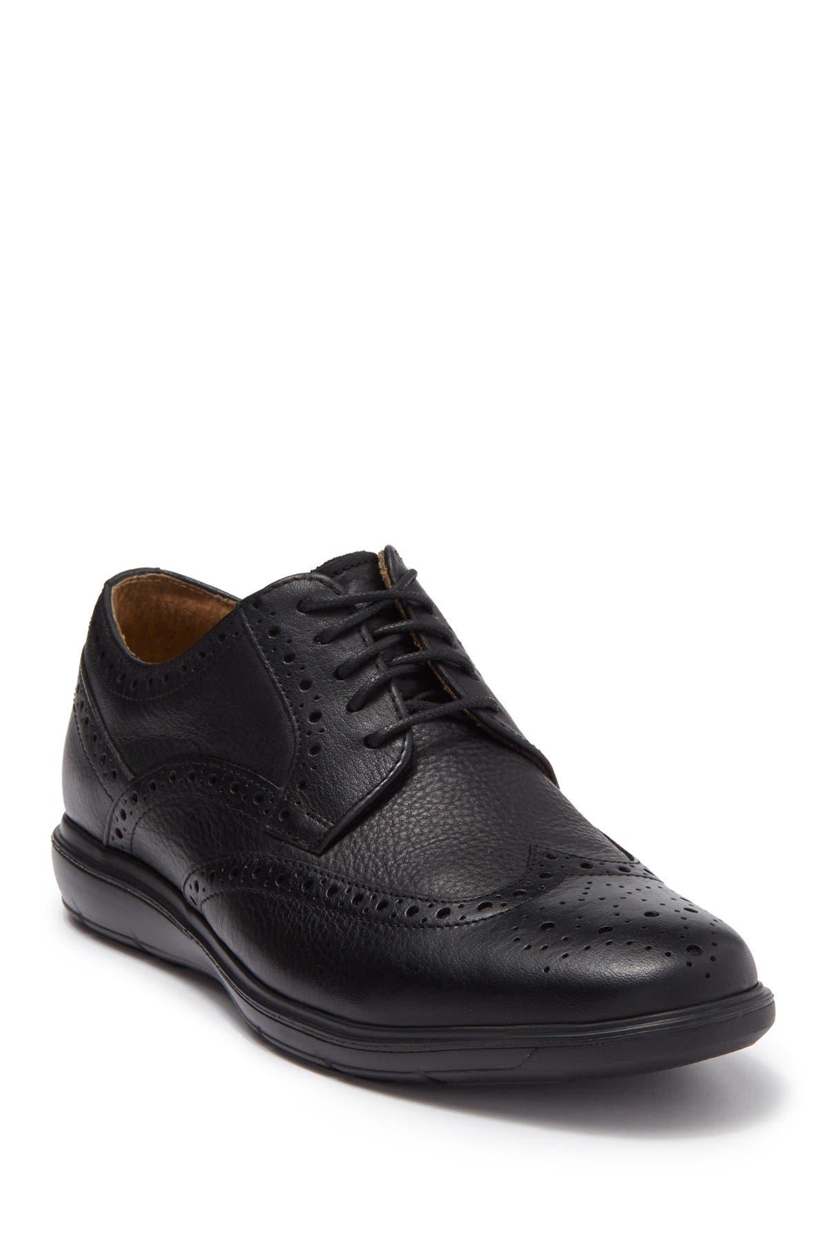 Indio Leather Wingtip Oxford