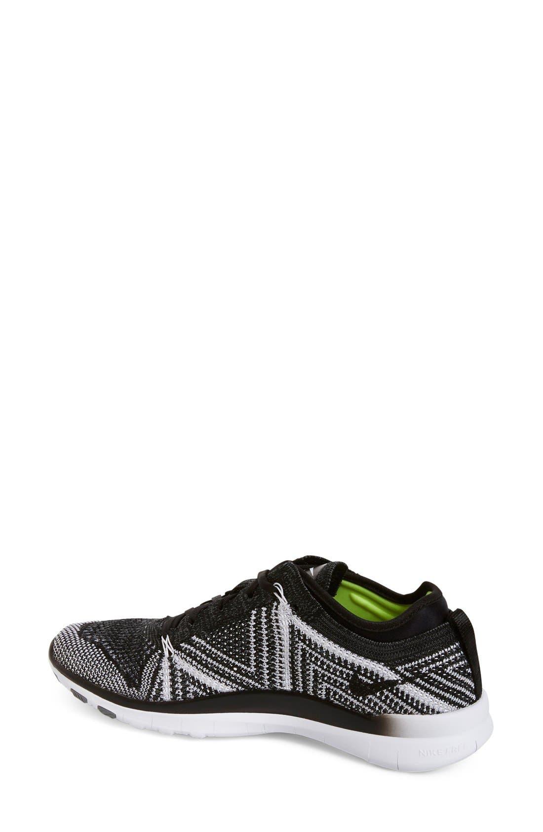 ,                             'Free Flyknit 5.0 TR' Training Shoe,                             Alternate thumbnail 9, color,                             004